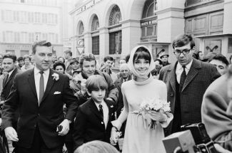 Hepburn wedding 1969
