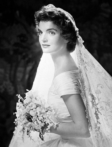 Jacqueline Kennedy bridal bouquet