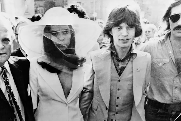 Jagger Wedding